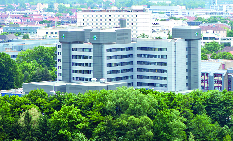 Kopfkliniken Erlangen