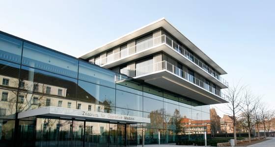 Zentrum für Operative Medizin II Düsseldorf