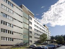Universitätsklinikum des Saarlandes Homburg Gebäde 90