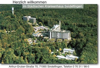 Klinikum Sindelfingen-Böblingen