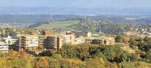 Universitätsklinik für Neurologie Tübingen